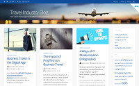 Travel Industry Blog (englisch)